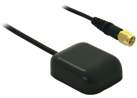 GPS antenna (3m, SMA, passive)